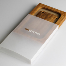 Coque Grove en bois