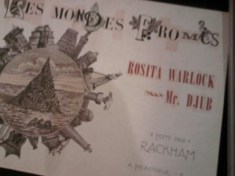 Les Mondes Promis - Rosita Warlock / Mr Djub