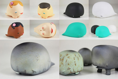 David Choe Munko Whales