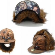 Casquette New Era Chewbacca