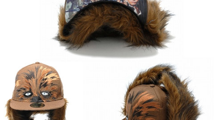 Casquette New Era Chewbacca
