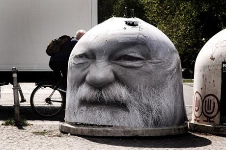 Mentalgassi - Street Art