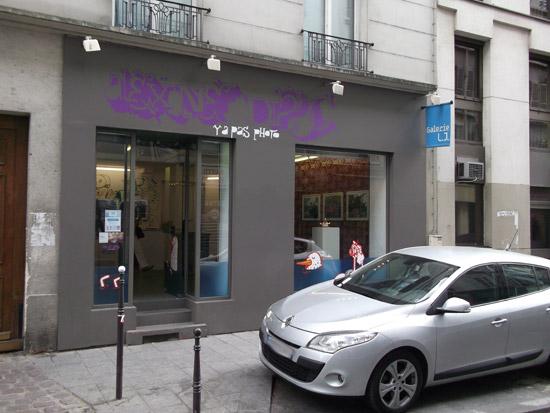 Alëxone, Galerie LJ