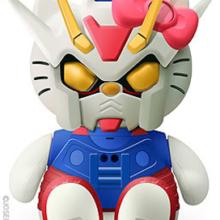 Hello Kitty Gundam