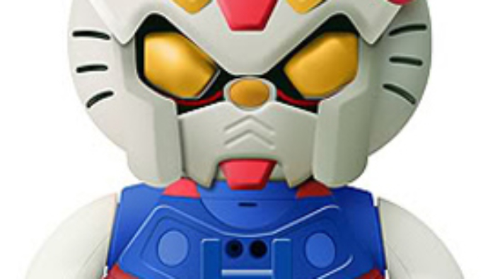 Hello Kitty Gundam