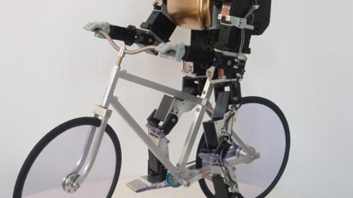 Robot cycliste Primer V2