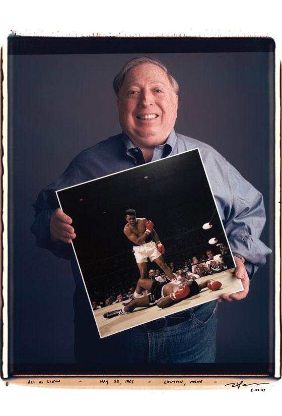 Neil Leifer - Ali vs. Liston, 1965