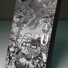 coque-iphone-jim-woodring