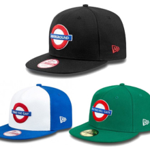 Casquette NEW ERA London Underground