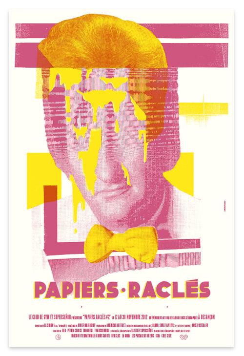 Papiers Raclés - Besançon 2012