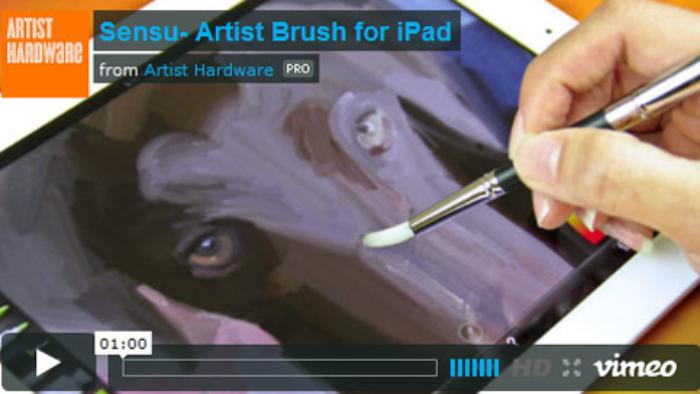 Pinceau pour iPad