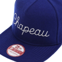 "Casquette ""Chapeau"" NEW ERA by Ceizer"