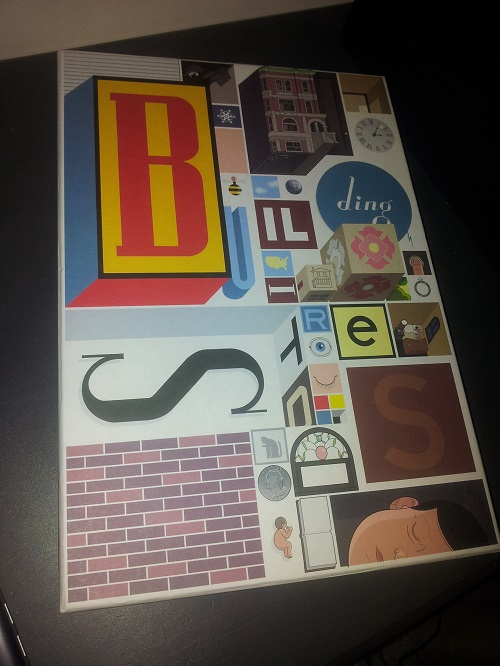 Chris Ware - Building Stories