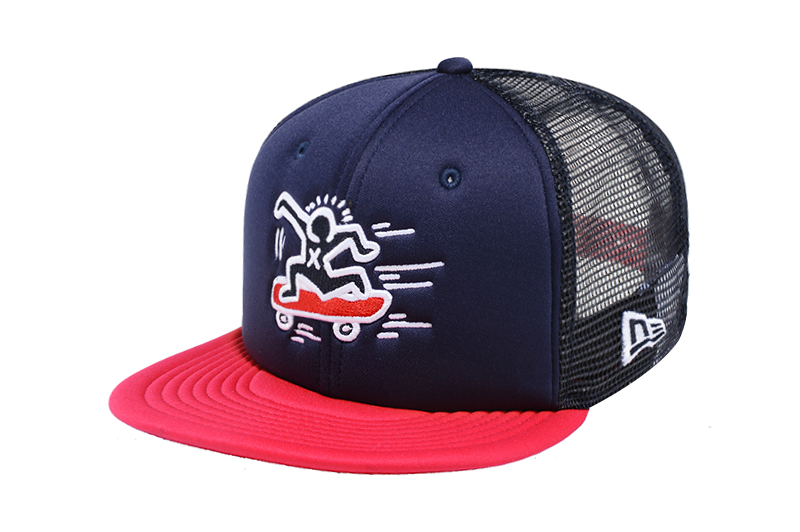 new-era-keith-haring-casquette